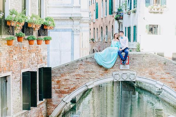 Engagement Venice photography